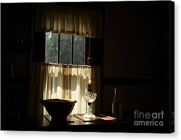 Let The Light Shine In Canvas Print by Arnie Goldstein