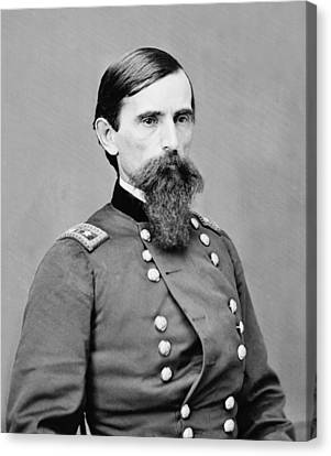 Lew Wallace 1827-1905, American Civil Canvas Print by Everett