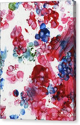 Lian's Garden 3 Canvas Print