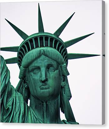 Patriotism Canvas Print - Liberty by Martin Newman