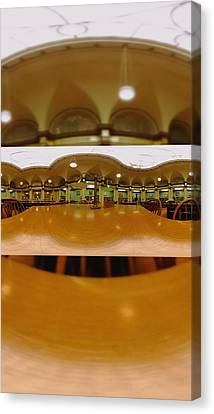 Library Time Canvas Print