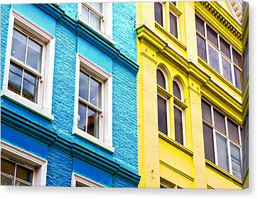 Life Is Colourful Canvas Print by Tom Gowanlock
