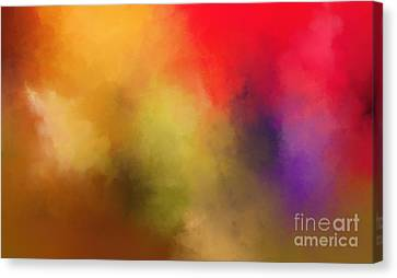 Life Canvas Print by Menna Yasser