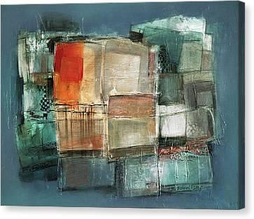 Patterns Canvas Print by Behzad Sohrabi
