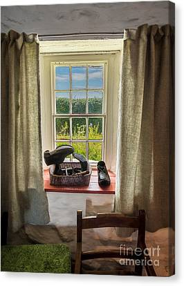 Life Of The Cobbler Canvas Print by Adrian Evans