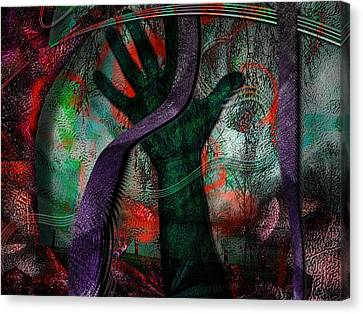 Lifeline Canvas Print - Lifeline by Mimulux patricia no No