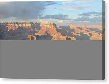Light And Shadow Canvas Print by Cyril Furlan
