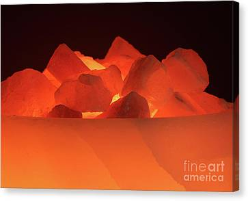 Light Canvas Print by Christine Amstutz
