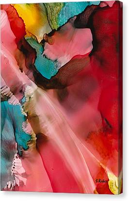 Light From Above Canvas Print by Susan Kubes