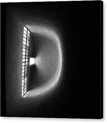 Light Gradient - 2 Of 3 Canvas Print by Alan Todd