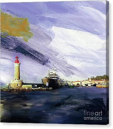 Light House 03c Canvas Print by Gull G