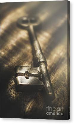 Light Is The Key  Canvas Print by Jorgo Photography - Wall Art Gallery