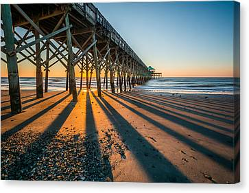 Light-n-shadow Canvas Print by RC Pics
