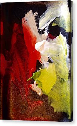 Light Show I Canvas Print by Anna Villarreal Garbis