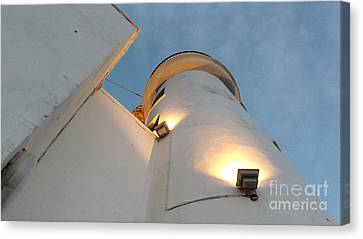 Scarborough Lighthouse Canvas Print