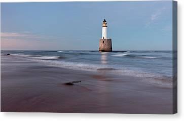 Lighthouse Canvas Print by Grant Glendinning