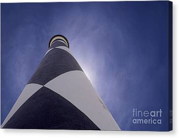 Lighthouse Canvas Print by Rob Byron