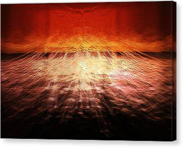 Lightscape Canvas Print by Nick Eagles