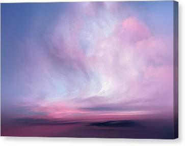 Lilac Breeze Canvas Print by Lonnie Christopher