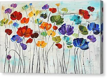 Liles Canvas Print