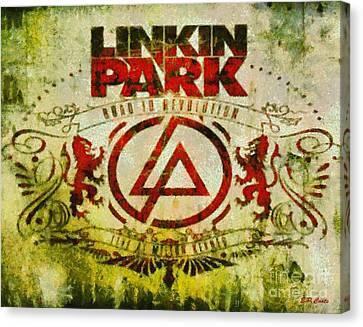 Art print POSTER Canvas Linkin Park #3
