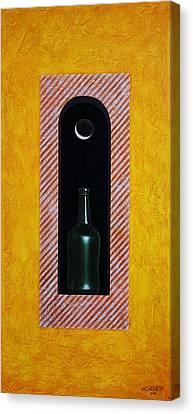 Liquid Moonlight Canvas Print by Horacio Cardozo