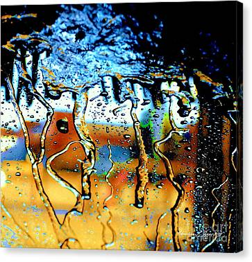 Liquidity Canvas Print