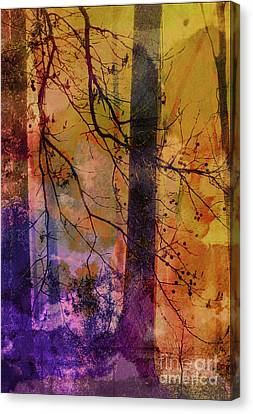 Listen To The Trees Canvas Print by Judi Bagwell