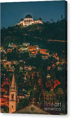 Little Armenia Canvas Print