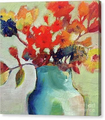 Little Bouquet Canvas Print by Michelle Abrams