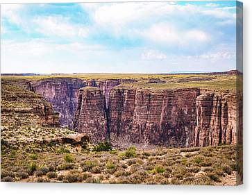 Canvas Print - Little Canyon by Ric Schafer