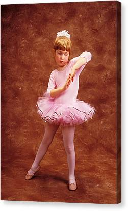 Little Dancer Canvas Print by Garry Gay