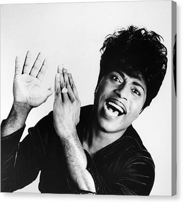 Little Richard (1932-) Canvas Print by Granger