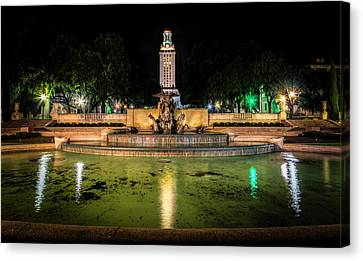 Canvas Print featuring the photograph Littlefield Gateway by David Morefield