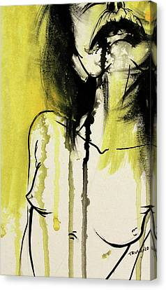 Liverty Canvas Print by Matt Truiano