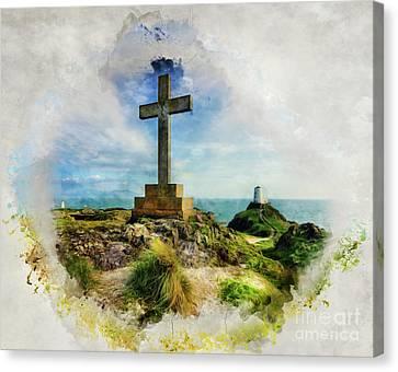 Llandwyn Island Canvas Print