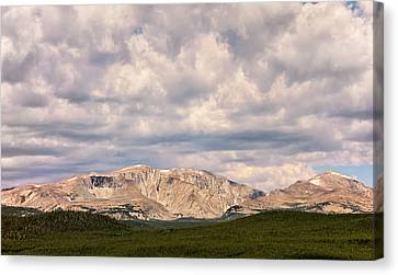 Loaf Mountain Canvas Print by Loree Johnson