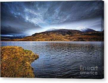 Loch Cill Chrisiod Canvas Print
