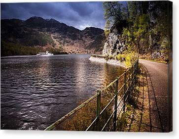 Loch Katrine Canvas Print
