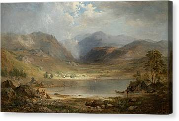 Loch Long Canvas Print