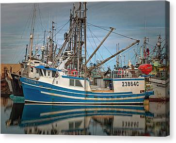 Canvas Print featuring the photograph Lofoten 2 by Randy Hall