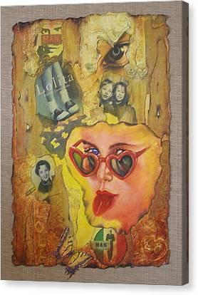 Lolita Canvas Print