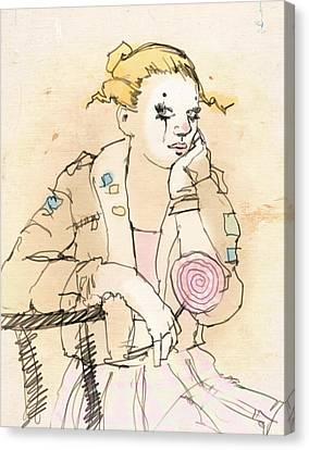 Lolli Pop Canvas Print by H James Hoff