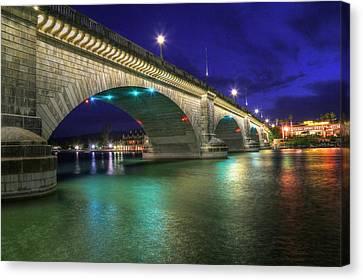 London Bridge Canvas Print