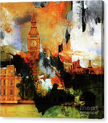 Big Ben  Canvas Print by Gull G