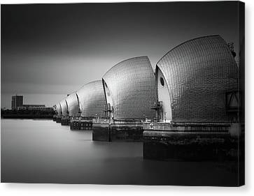 London Guards Canvas Print by Ivo Kerssemakers