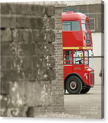London Routemaster Canvas Print