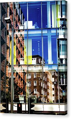 London Southwark Architecture 2 Canvas Print