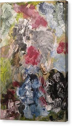 Loneliness Canvas Print by Carmen Kolcsar