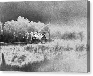 Long Ago Memory Canvas Print by Steven Huszar